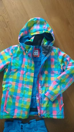 Roxy młodzieżowa kurtka  na 10-12 lat