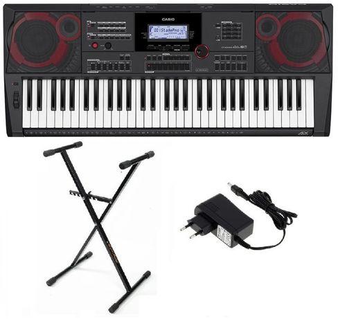 Keyboard Casio CT X5000 + zasilacz statyw NOWY SKLEP WYSYŁKA w cenie