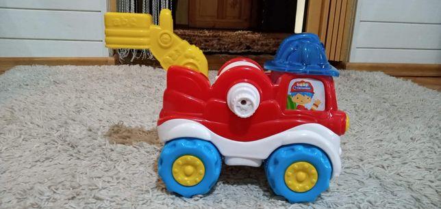 Wóz strażacki Adaś
