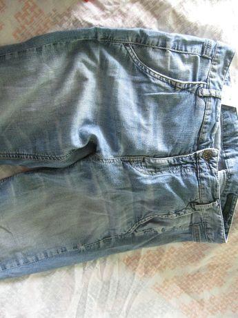 jeansy benetton