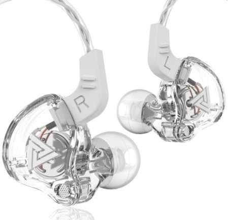 In Ear QKZ HD Pro (Hi-Res) NOVOS