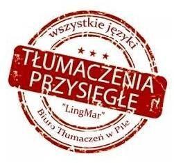 Biuro Tłumaczeń LiNGMAR akcyza, tłumaczenia wszystkie języki, medyczne