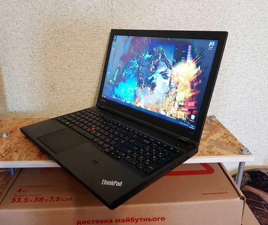 Мощный Ноутбук Lenovo ThinkPad W541/i7 3.6GHz/NVIDIA 2Gb DDR5/16Gb/SSD