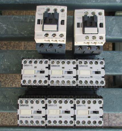 8 Contactores - 2 Novos e 6 usados