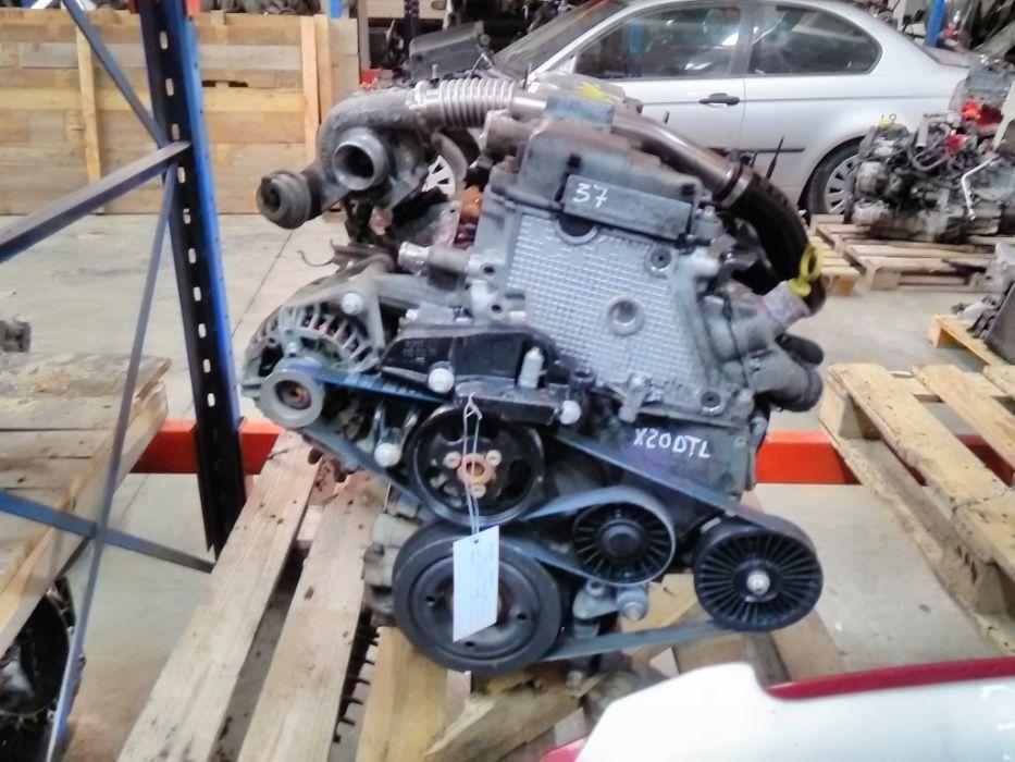 Motor Opel 2.0 CDTi - X20DTL