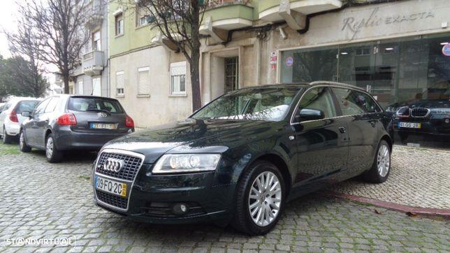 Audi A6 Avant 2.0 TDi Multitronic S-line