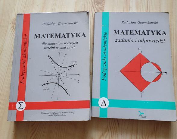 Podręczniki Akademickie - Matematyka