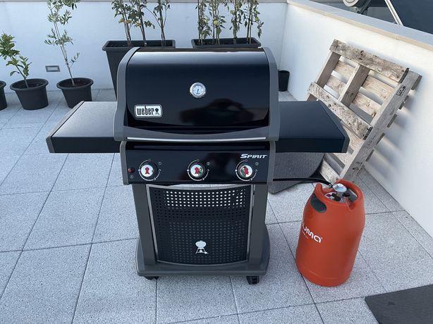 Grelhador Barbecue WEBER SPIRIT Classic E-310 a gás