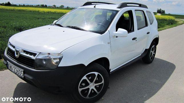 Dacia Duster 4X4, Benzyna+GAZ, Krajowy, Bezwypadkowy, 6 biegów, 2012r