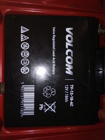 Akumulator żelowy 12v 18Ah NOWY AGM