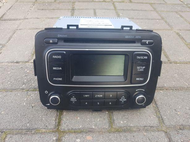 radio kia carens 2013