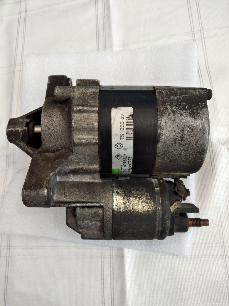 Motor de Arranque Citroén C3, Peugeot 206, Xsara, 1.1i, 1.4i Gasolina