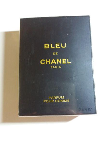 Chanel Bleu de Chanel Parfum мужской парфюм Шанель Блю 100мл духи вода