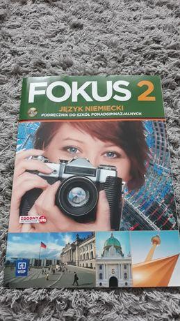 Język niemiecki Fokus 2