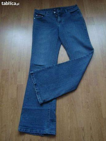 Spodnie SAPA- M-dla wysokiej