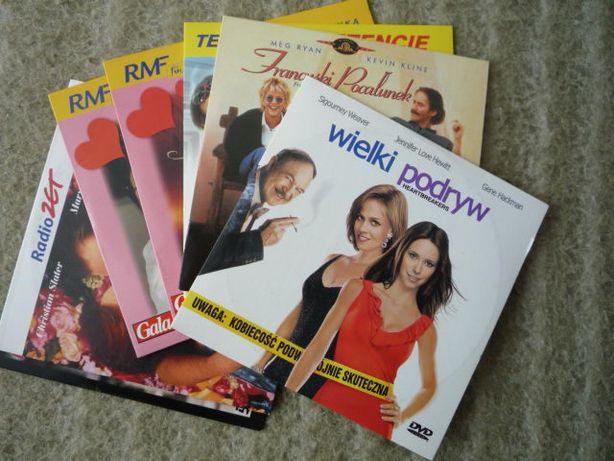 Film - zestaw 7 filmów DVD