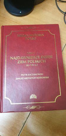 Najdawniejsze dzieje ziem polskich Wielka Historia Polski Kaczanowsk