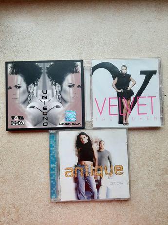 Płyty CD z muzyką 50zł