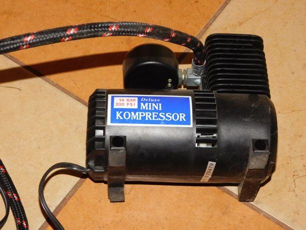 Minikompresor kompresor pompka 14 bar