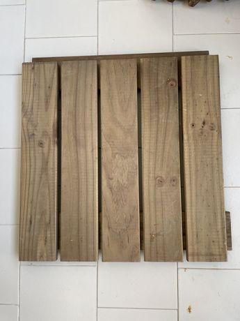 Deck de madeira da leroy merlin