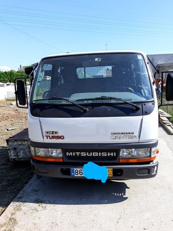 Mitsubishi Canter DID 125