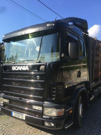 Scania 420 Pneumática
