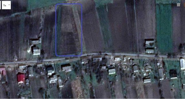 Земельна ділянка під забудову 15 сот