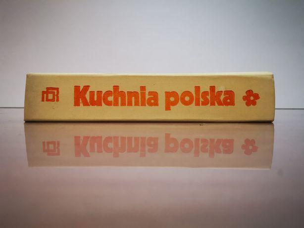 Kuchnia polska 1982 r książka kucharska PRL