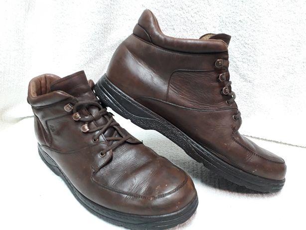Ботинки кожа оригинал, Ganter 44 размер.