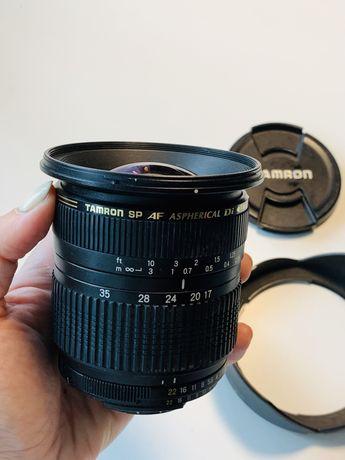 Объектив Tamron 17-35mm 2.8-4 для Nikon