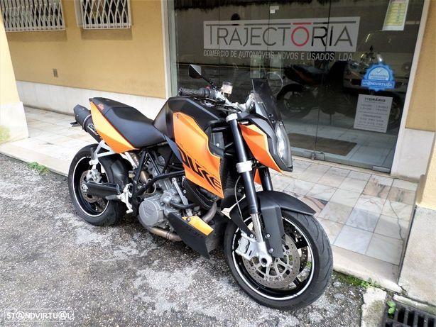 KTM SuperDuke  990