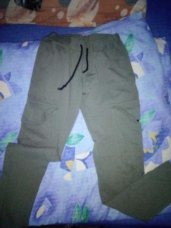 spodnie dresowe zielone
