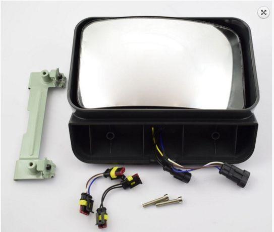 Iveco Eurostar зеркало бордюрное рампы электро механика