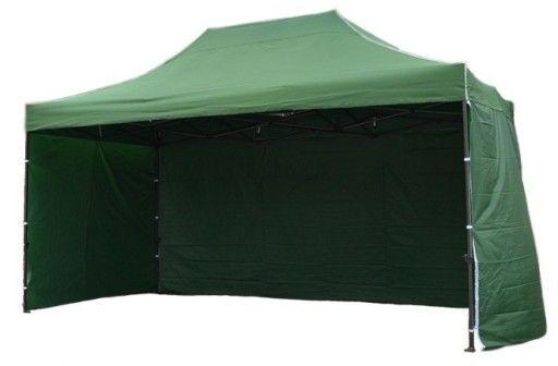 Pawilon namiot ogrodowy WZMOCNIONY 47KG EKSPRESOWY 3x6m FV