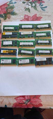 Memorias DDR2 Portátil