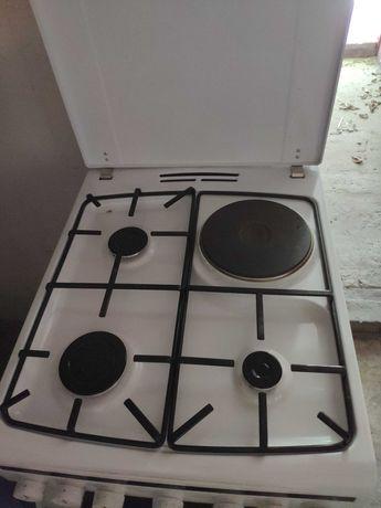 Kuchnia Amica gazowo-elektryczna 58ME4.38HZpMs