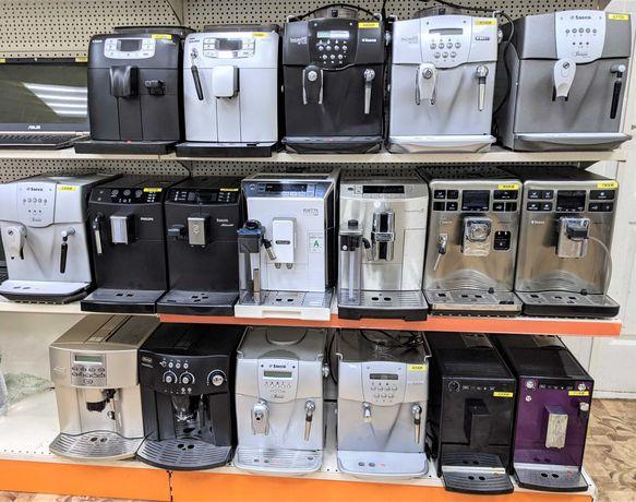 Сучасні кавоварки, кавові машини автомат, домашні, офісні, Лате,