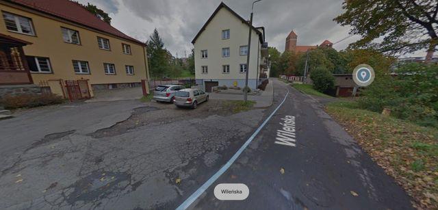 Wynajmę miejsce parkingowe w garażu podziemnym. ul. Wileńska