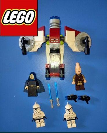 ^Раритет^ Лего Боевой Набор Джедаев и Клонов Звёздные Войны (75206)