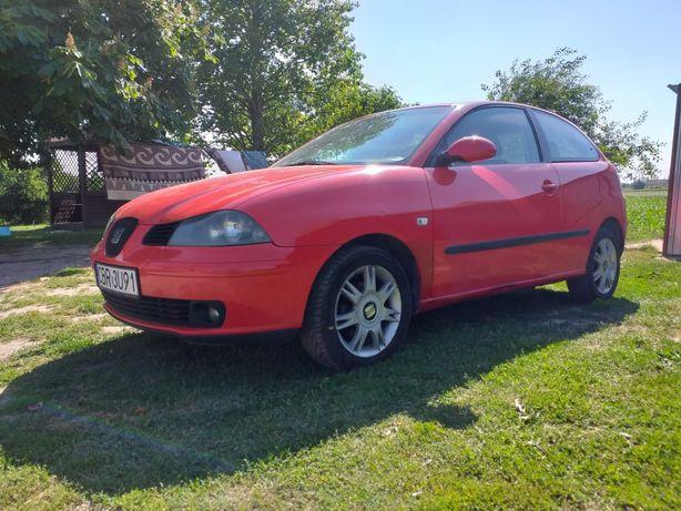 Ibiza 1,9 tdi 101KM z 2003 zamiana.