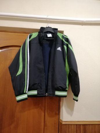 Спортивна кофточка(вітровочка)  adidas