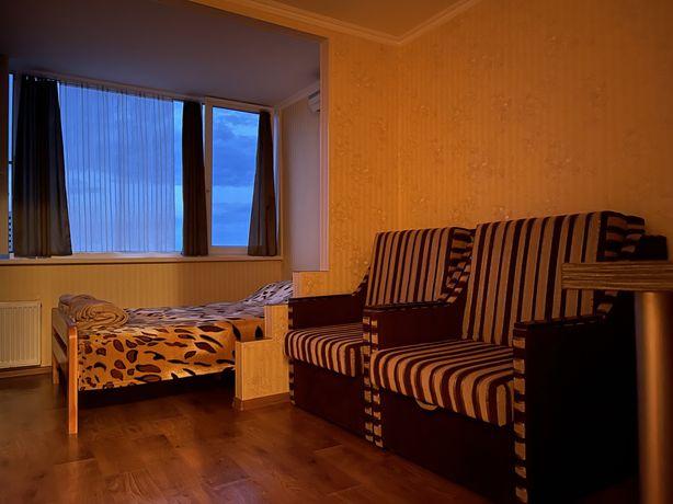 Квартира апартаменты в пгт Затока (променад) 1 линия у моря