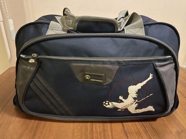 Дорожня спортивна сумка Qiway   Дорожняя спортивная сумка