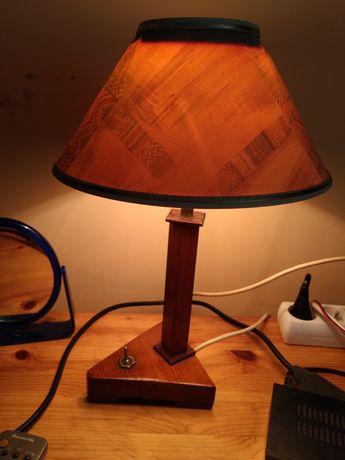 PRL. Lampka nocna