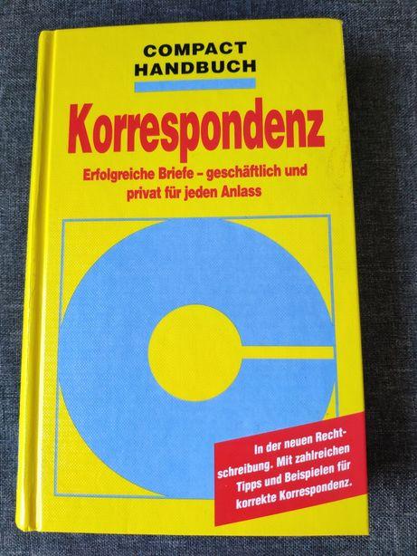 Niemiecki Korrespondenz wzory pism
