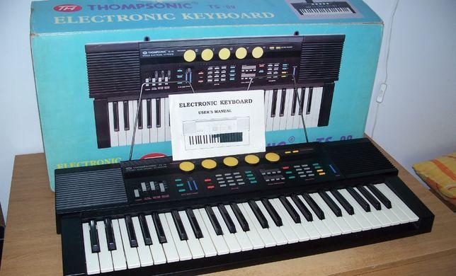 Keyboard Thomsonic