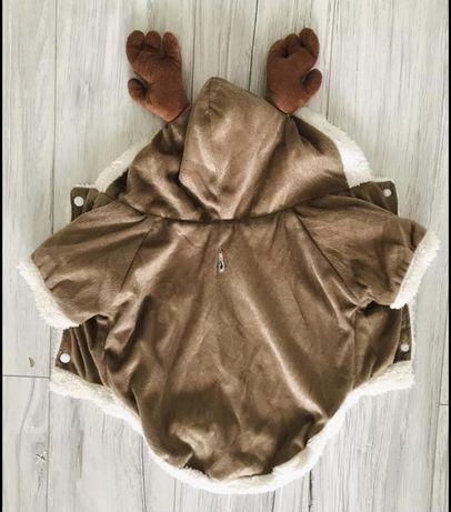 Ciepłe ubranko dla psa