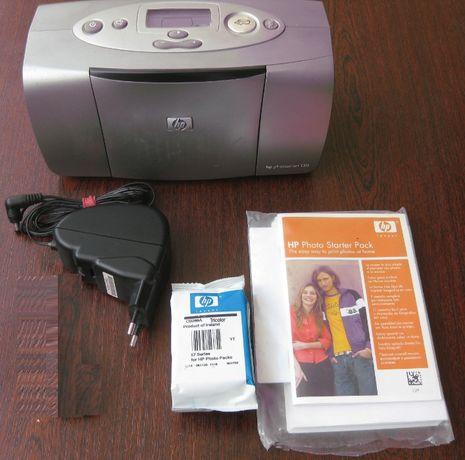 960 р. Принтер фото HP Photosmart 130 с печатью с карты памяти SD