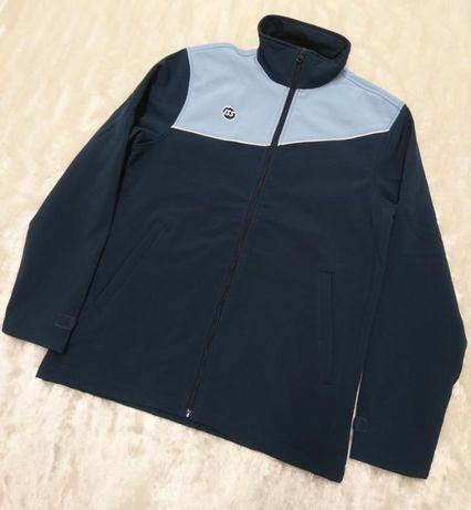 Стильная утепленная ветровка simon jersey , франция