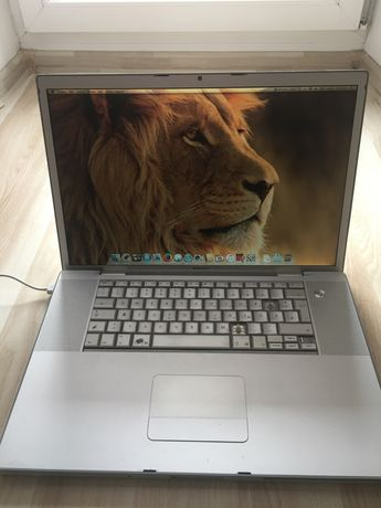 MacBook Pro a1212 działa , na części lub do naprawy